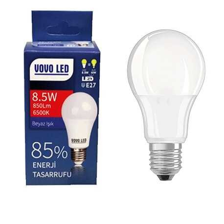 LED Ampul 9W vovo