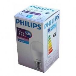 Philips 9w E-27 Duy 6500k Beyaz Işık Led Ampul