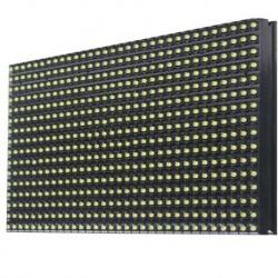 P10 Panel Sarı Dış Mekan