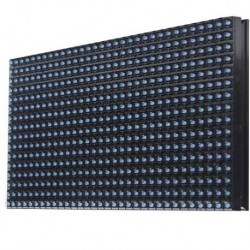 P10 Panel Mavi Dış Mekan