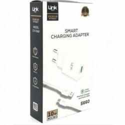 Micro USB Otomatik Akıllı Şarj Aleti