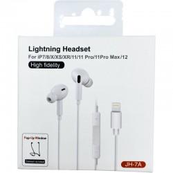 iphone Lightning Mikrofonlu JH-7A
