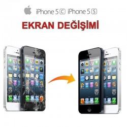 iPhone 5 - 5s Ekran değişimi