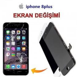 iPhone 8 plus Ekran değişimi
