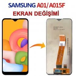 Samsung Galaxy A01 A015 Ekran değişimi