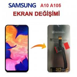 Samsung Galaxy A10 A105 Ekran değişimi