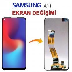 Samsung Galaxy A11 A115 Ekran değişimi