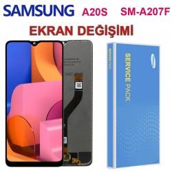 Samsung Galaxy A20s A207 Ekran değişimi