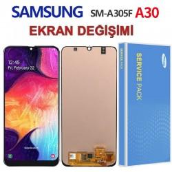 Samsung Galaxy A30 A305 Ekran değişimi