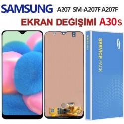 Samsung Galaxy A30s A307 Ekran değişimi