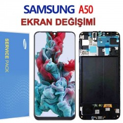Samsung Galaxy A50 A505 Ekran değişimi
