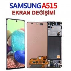 Samsung Galaxy A51 A515 Ekran değişimi