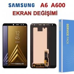 Samsung Galaxy A6 A600 Ekran değişimi