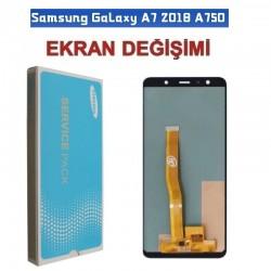 Samsung Galaxy A7 A750 Ekran değişimi
