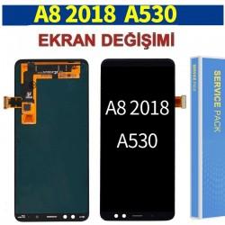 Samsung Galaxy A8 A530 Ekran değişimi