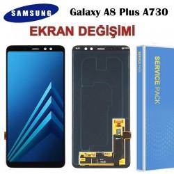 Samsung Galaxy A8plus A730 Ekran değişimi