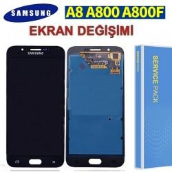 Samsung Galaxy A8 A800 Ekran değişimi