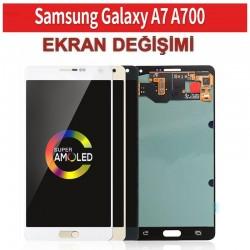 Samsung Galaxy A7 A700 Ekran değişimi