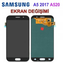 Samsung A5 2015 Ekran Değişimi (A Kalite)