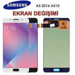 Samsung Galaxy A5 A510 Ekran değişimi