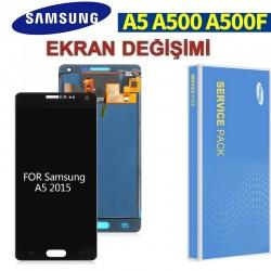 Samsung A5 2015 Ekran Değişimi (Orjinal)
