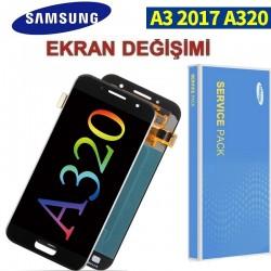Samsung Galaxy A3 A320 Ekran değişimi