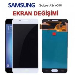 Samsung A3 2017 Ekran Değişimi (A Kalite)