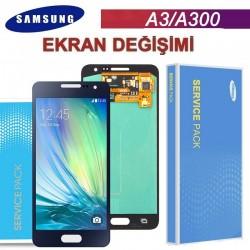 Samsung Galaxy A3 A300 Ekran değişimi
