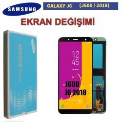 Samsung Galaxy J6 J600 Ekran değişimi