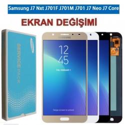 Samsung Galaxy J7Core J701Ekran değişimi