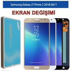 Samsung Galaxy J7 Prime2 Ekran değişimi