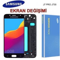 Samsung Galaxy J7 Pro J730 Ekran değişimi
