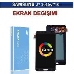Samsung Galaxy J7 J710 Ekran değişimi