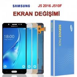 Samsung Galaxy J5 J510 Ekran değişimi