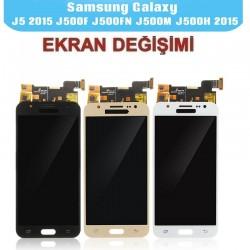 Samsung Galaxy J5 J500 Ekran değişimi