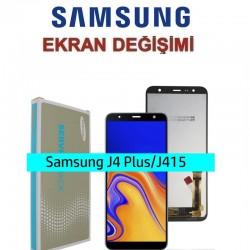 Samsung Galaxy J4plus J415 Ekran değişimi
