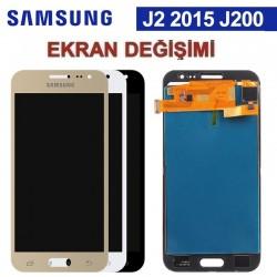 Samsung Galaxy J2 J200 Ekran değişimi