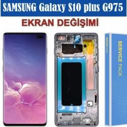 Samsung Galaxy S10Plus G975 Ekran değişimi