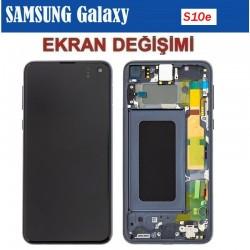 Samsung Galaxy S10e G970 Ekran değişimi
