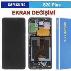 Samsung Galaxy S20Plus G985 Ekran değişimi