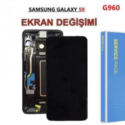 Samsung Galaxy S9 G960 Ekran değişimi