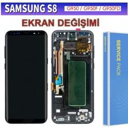 Samsung Galaxy S8 G950 Ekran değişimi