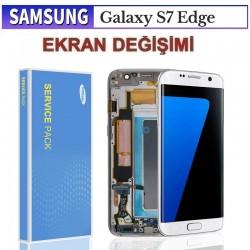 Samsung Galaxy S7 Edge G935 Ekran değişimi