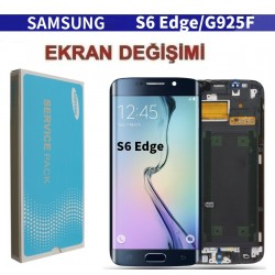 Samsung Galaxy S6Edge G925 Ekran değişimi