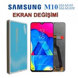 Samsung Galaxy M10 M105 Ekran değişimi