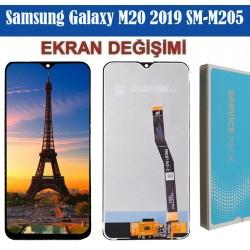 Samsung Galaxy M20 M205 Ekran değişimi