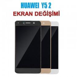 Huawei Y5 2 Ekran değişimi