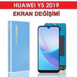 Huawei Y5 2019 Ekran değişimi