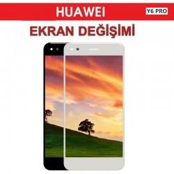 Huawei Y6 - Y6 Pro Ekran değişimi
