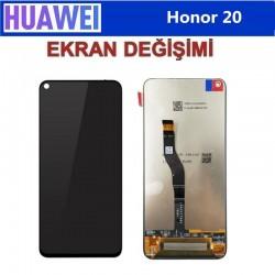 Huawei Honor 20 Ekran değişimi